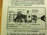 Chevy Headlight Switch Wiring Diagram 1951 ford Headlight Switch Wiring Wiring Diagram Article