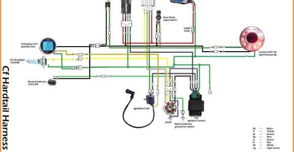 Chinese atv Wiring Diagram 110 Extreme atv Wiring Harness Manual E Book
