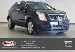Classic Buick Gmc Cadillac Certified Pre Owned 2015 Cadillac Srx Luxury Collection for Sale In