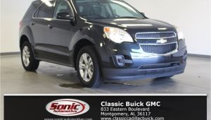 Classic Buick Gmc Cadillac Certified Pre Owned 2015 Chevrolet Equinox Lt W 1lt for Sale In