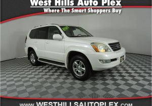 Classic Buick Gmc Cadillac Pre Owned 2004 Lexus Gx 470 Base 4dr Suv 4wd In Bremerton Je7223a