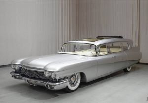 Classic Cadillacs for Sale 1960 Cadillac Fleetwood Limo for Sale 1865654 Hemmings Motor News