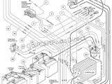 Club Car Battery Wiring Diagram 1997 Club Car Battery Wiring Data Diagram Schematic