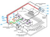 Club Car Battery Wiring Diagram 36v Battery Wiring Diagram Wiring Diagram Centre