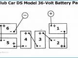 Club Car Battery Wiring Diagram Club Cart Battery Wiring Diagram Wiring Diagrams Second