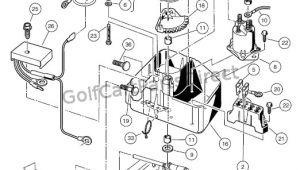 Club Car Carryall 1 Wiring Diagram 2000 2005 Carryall 1 2 6 by Club Car Golfcartpartsdirect