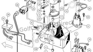 Club Car Carryall 6 Wiring Diagram 2000 2005 Carryall 1 2 6 by Club Car Golfcartpartsdirect