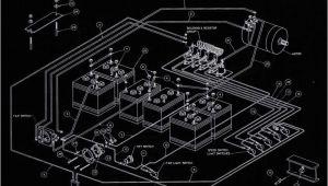Club Car Ds 36 Volt Wiring Diagram Club Car Ds 36 Volt Wiring Diagram for Non V Glide Carts