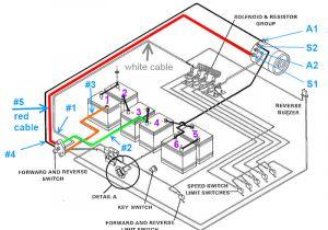 Club Car Ds Gas Wiring Diagram Battery Wiring Diagram Club Car Golf Cars Schematic Diagram Database
