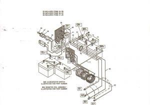 Club Car Ds Gas Wiring Diagram Wiring Diagram for 98 Ezgo Golf Cart 36v Wiring Diagram Option