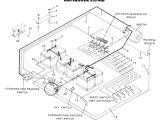 Club Car Ds Wiring Diagram Club Car Wiring Schematic Wiring Diagram Datasource