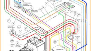 Club Car Golf Cart Battery Wiring Diagram Harness Diagram Club Car 12 Volt Battery Wiring Free Download Wiring