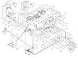 Club Car Precedent Wiring Diagram 48 Volt Club Car Precedent Battery Diagram Diagram Base Website