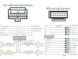 Color Wiring Diagram Car Stereo aftermarket Pioneer Radio Wiring Diagram Vmglobal Co