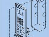 Commax Cdv 35a Wiring Diagram Commax Video Door Intercom Set 16 Apartment Building with 3 5 Video