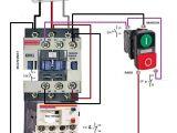 Contactor Wiring Diagram Electrical Contactor Diagram Wiring Diagram