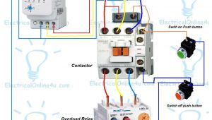 Contactor with Overload Wiring Diagram 3 Phase Contactor with Overload Wiring Diagram Pdf