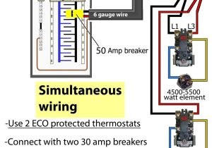 Cotherm thermostat Wiring Diagram Simultaneous thermostat Wir Water Heater Wiring Diagram Dual Element