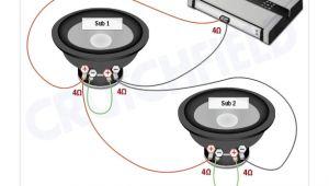 Crutchfield Subwoofer Wiring Diagram Amplifier Wiring Diagrams How to Add An Amplifier to Your Car Audio