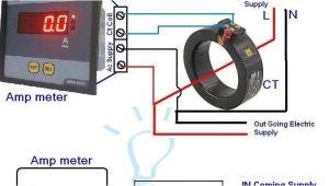 Ct Electric Meter Wiring Diagram Amp Meter Ct Wiring Diagram Wiring Diagram Name
