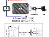 Ct Kwh Meter Wiring Diagram Fidgetkute Ac Power Meter Energy Meter 220v 100a Rs485