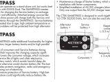 Ctek D250s Dual Wiring Diagram Manual Congratulations Important Safety Instructions Pdf