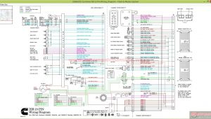 Cummins isx Ecm Wiring Diagram Cat C7 Ecm Wiring Diagram Wiring Diagram