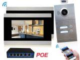 Dahua 2 Wire Intercom Wiring Diagram 720p Wifi Ip Video Intercom Smart Video Door Phone 2