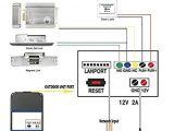Dahua 2 Wire Intercom Wiring Diagram Tl 8426 Home Intercom Diagram Schematic Wiring