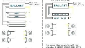 Damar Ballast Wiring Diagram 6 Lamp Ballast Wiring Diagram Wiring Diagram Centre