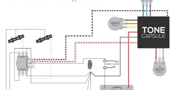 Darkglass tone Capsule Wiring Diagram Darkglass tone Capsule I Jazz Bass