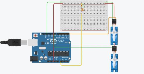 Day Night Sensor Wiring Diagram Auto Day Night Window Blind Arduino Project Hub
