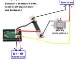 Dc Ammeter Shunt Wiring Diagram 0 28 Dual Display Digital Voltmeter Ammeter Amp Volt Meter Current