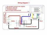 Dc Ammeter Wiring Diagram Volt Amp Meter Wiring Diagram for Led Wiring Diagram Ebook