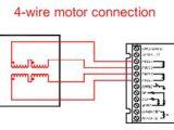 Dc Motor Wiring Diagram 4 Wire 4 Wire Motor Diagram Wiring Diagram Ame