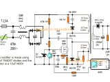 Dc Power Supply Wiring Diagram 12v 5 Amp Smps Battery Charger Circuit Mit Bildern