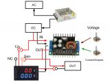 Dc Power Supply Wiring Diagram How to Make Simple Bench Power Supply Ahirlabs