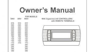 Dectron Wiring Diagram Owner S Manual Dectron International Inc Manualzz Com