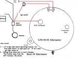 Delco One Wire Alternator Wiring Diagram Motorcaft Alternator Wiring Diagram Diagram Base Website
