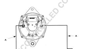 Delco Remy 24 Volt Alternator Wiring Diagram Delco Remy 24v Alternator Wiring