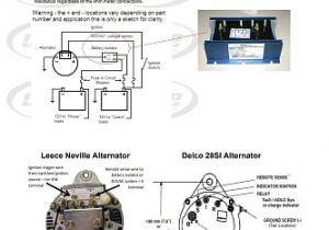 Delco Remy 28si Wiring Diagram Help Delco Alternator Wiring Irv2 forums