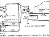 Delco Remy Alternator Wiring Diagram 2 Wire Alternator Wiring Diagram ford Delco Two Ls Engine Swap Block