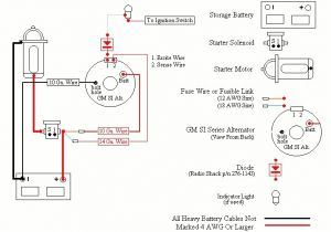Delco Remy Alternator Wiring Diagram 4 Wire 4 Wire Delco Remy Alternator Wiring Diagram Wiring Diagram Centre