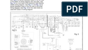 Detroit Ddec 2 Ecm Wiring Diagram Ddec Iv Service Manual Ebook