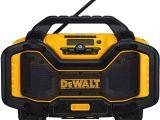 Dewalt 20 Volt Battery Wiring Diagram Dewalt 20v Max Portable Radio Battery Charger Bluetooth Dcr025
