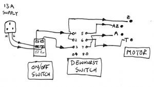 Dewhurst Reversing Switch Wiring Diagram Wiring Up A Brooke Crompton Single Phase Lathe Motor Myford Lathe