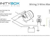 Diesel Engine Alternator Wiring Diagram Mgb Gm One Wire Alternator Conversion 2000 Nissan Maxima Alternator