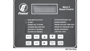 Diesel Engine Fire Pump Controller Wiring Diagram Diesel Engine Fire Pump Controller