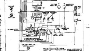 Diesel Tractor Ignition Switch Wiring Diagram ford 7600 Wiring Diagram Blog Wiring Diagram