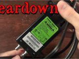 Directv Power Inserter Wiring Diagram Satellite Power Inserter Teardown Youtube